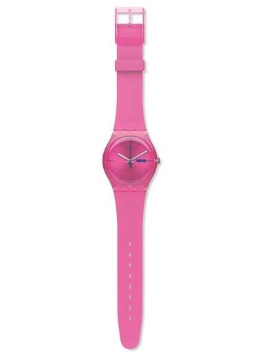 Swatch SUOP700 Pembe Bayan Saati Pembe